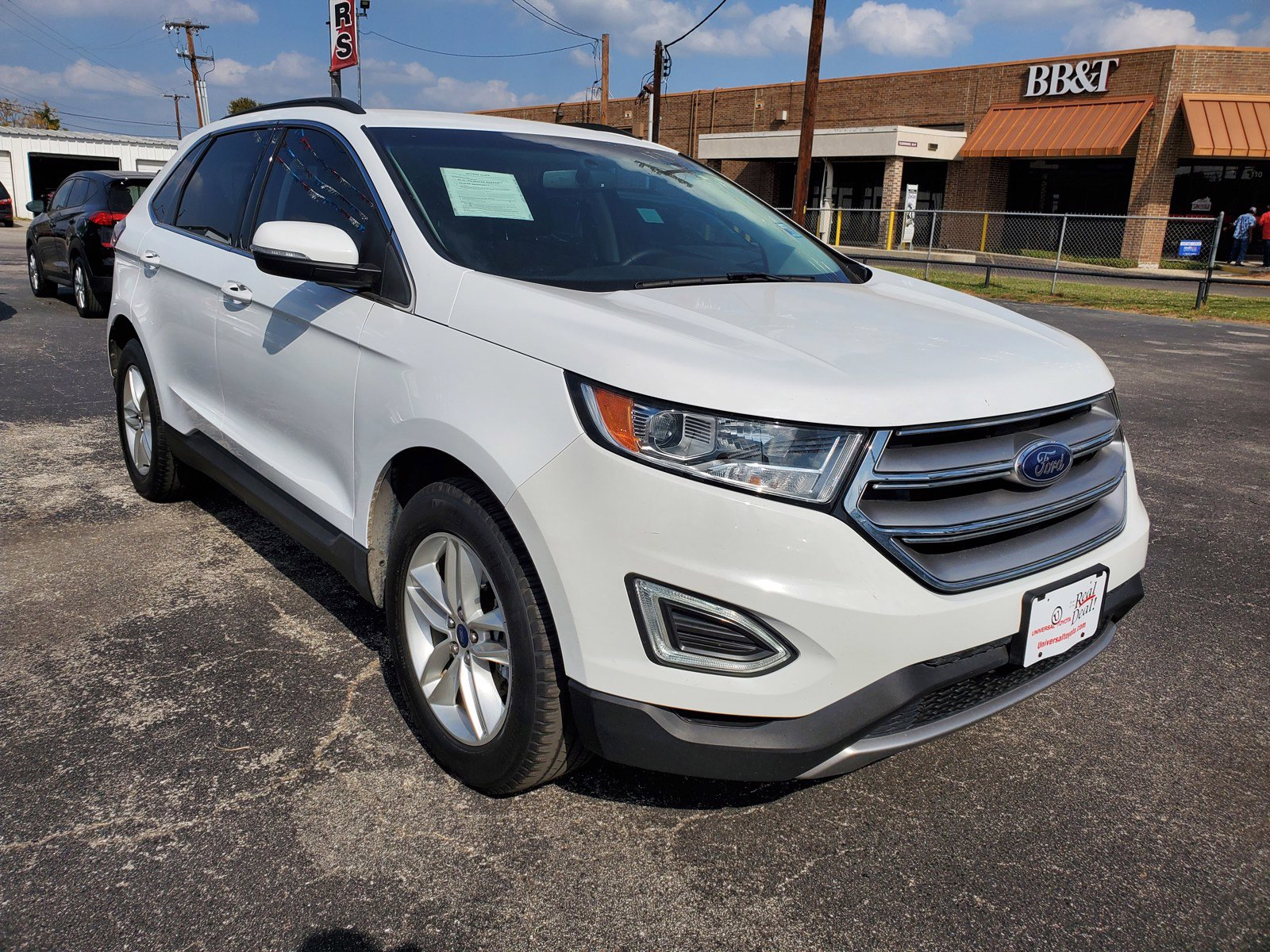 Pre-Owned 2016 Ford Edge SEL FWD Sport Utility