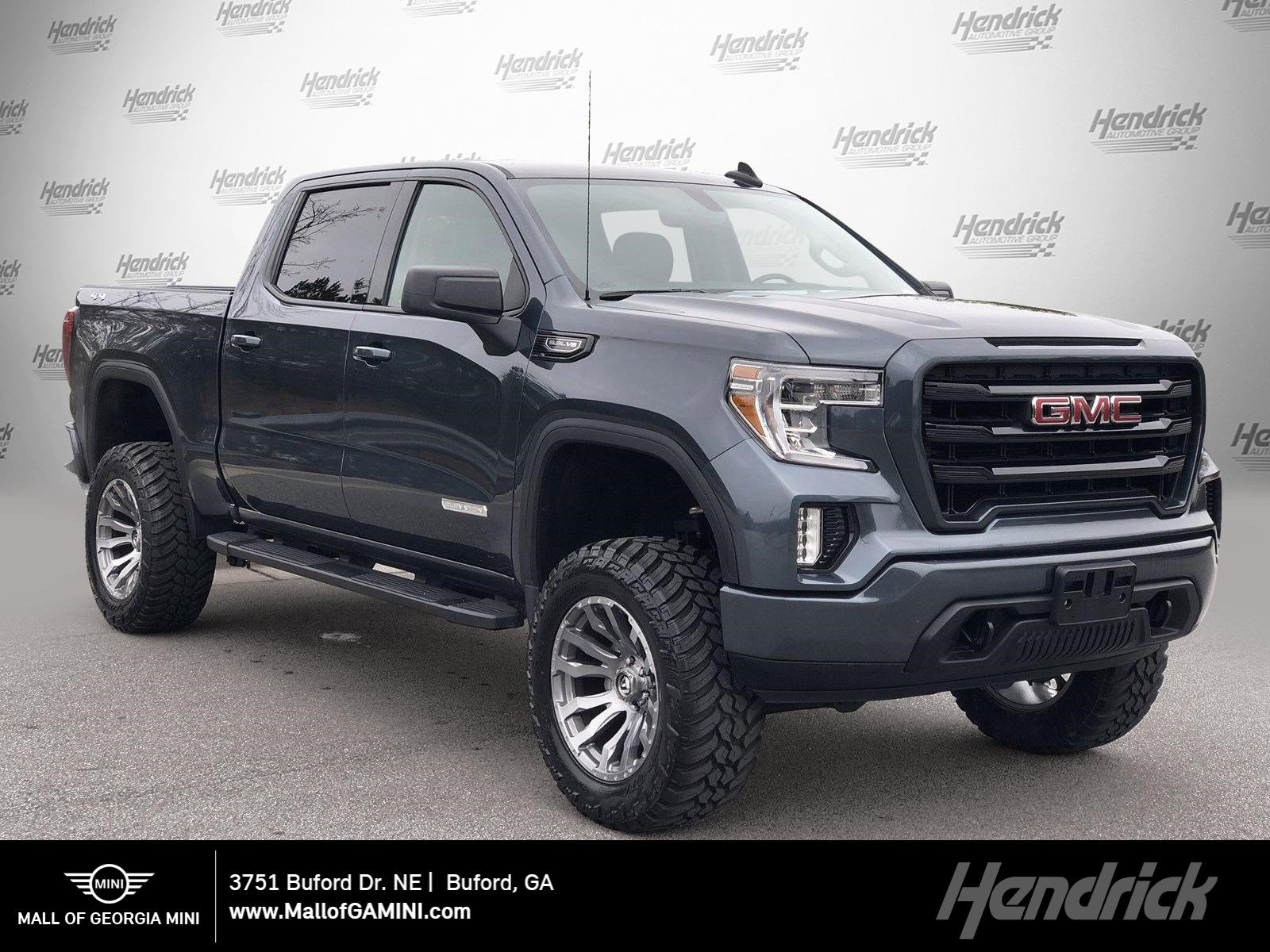 Pre-Owned 2019 GMC Sierra 1500 Elevation