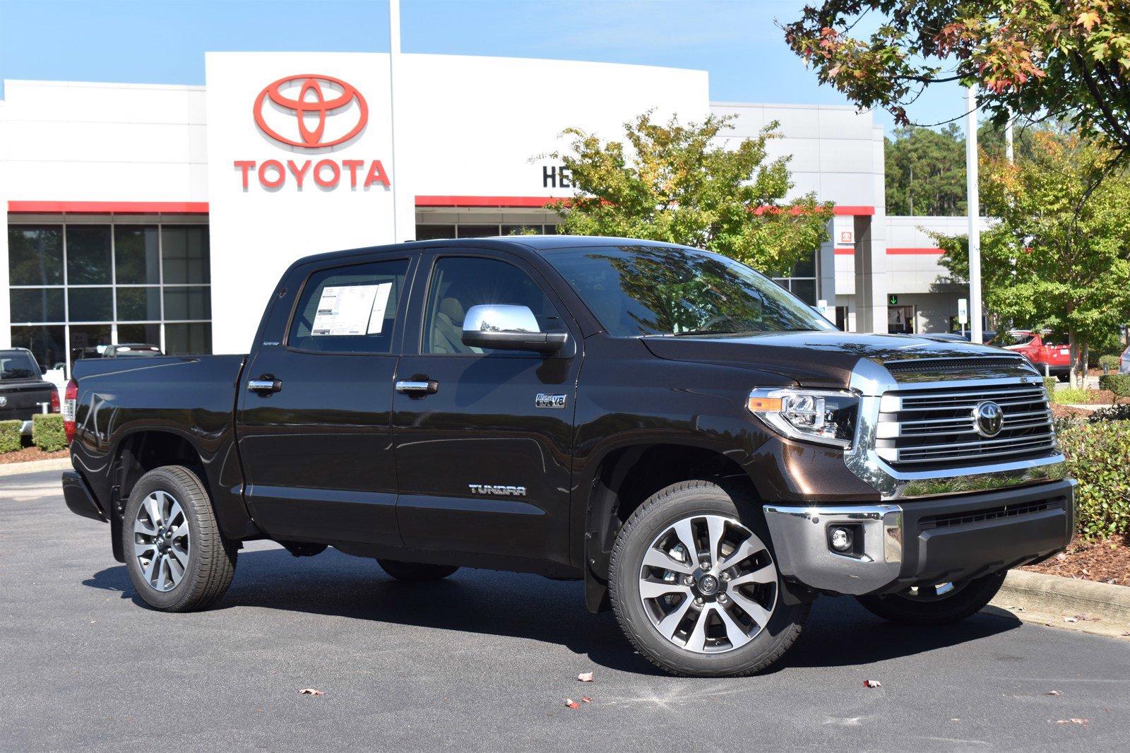 New 2021 Toyota Tundra 2WD Limited
