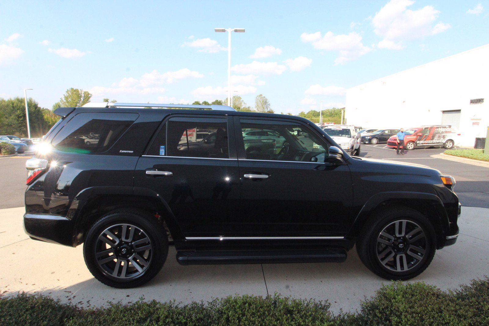 Certified Pre-Owned 2020 Toyota 4Runner Limited