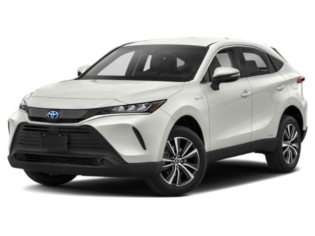 New 2021 Toyota Venza XLE