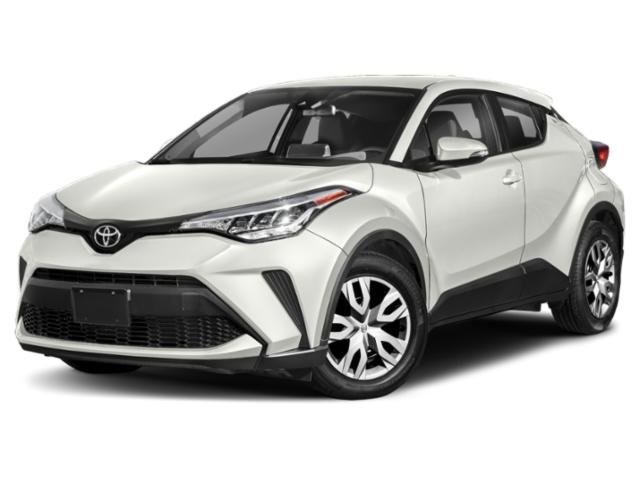 New 2021 Toyota C-HR LIMITED