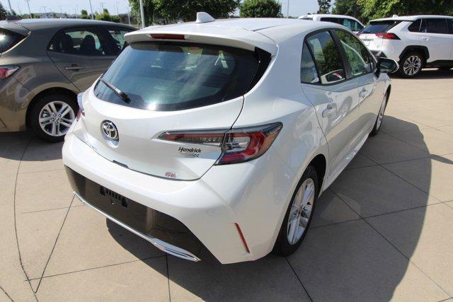 New 2019 Toyota Corolla Hatchback SE