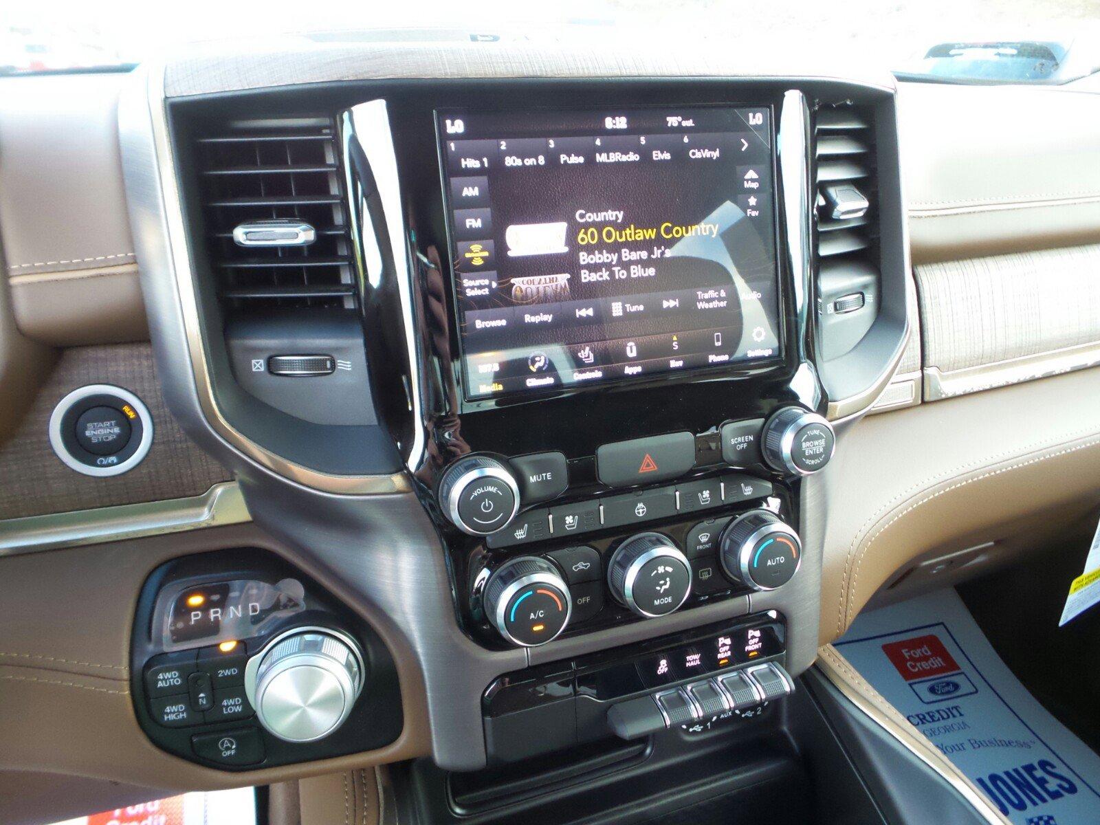 New 2020 RAM 1500 Longhorn