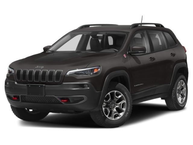 New 2021 JEEP Cherokee Altitude