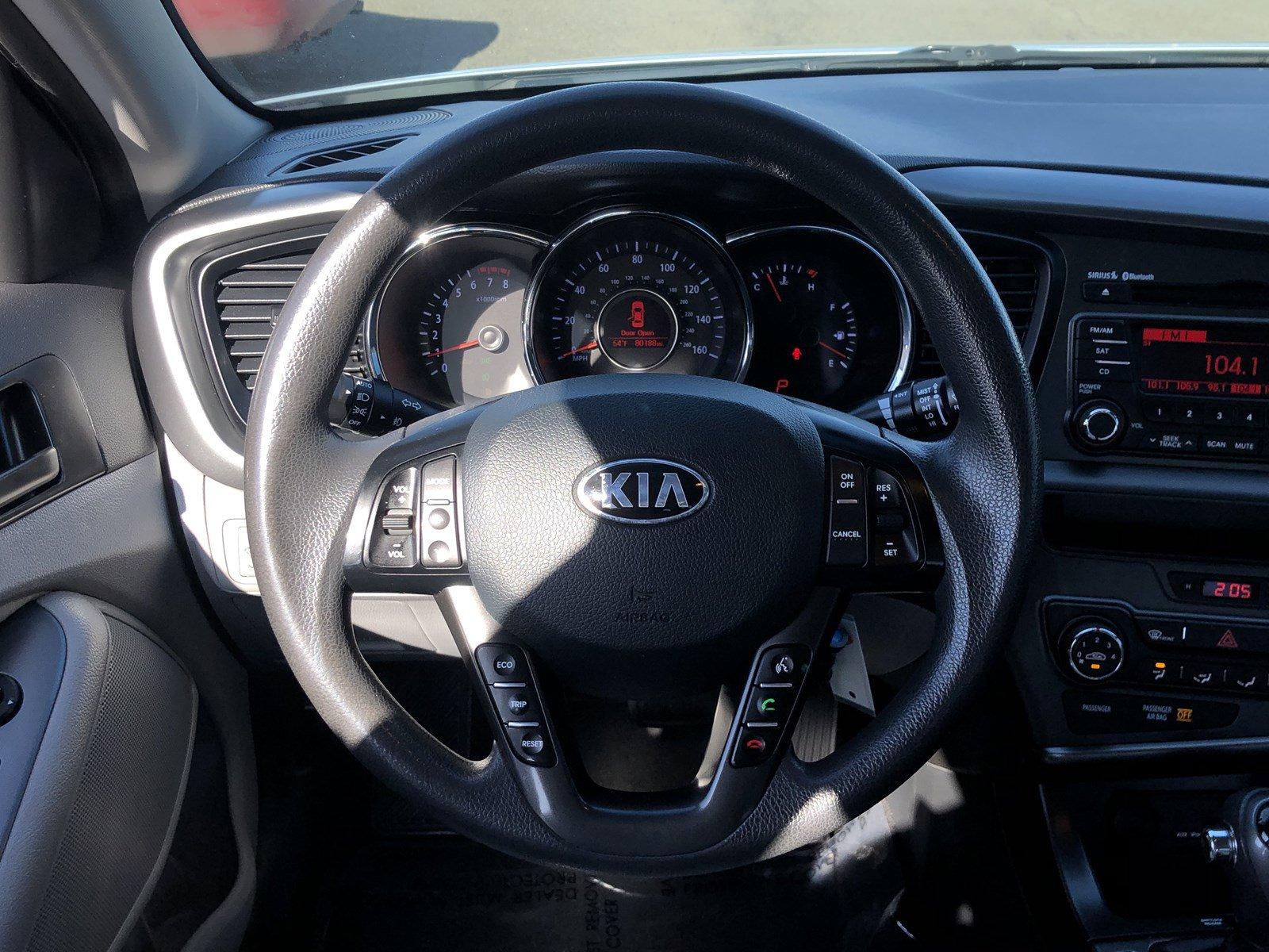 Pre-Owned 2013 Kia Optima LX
