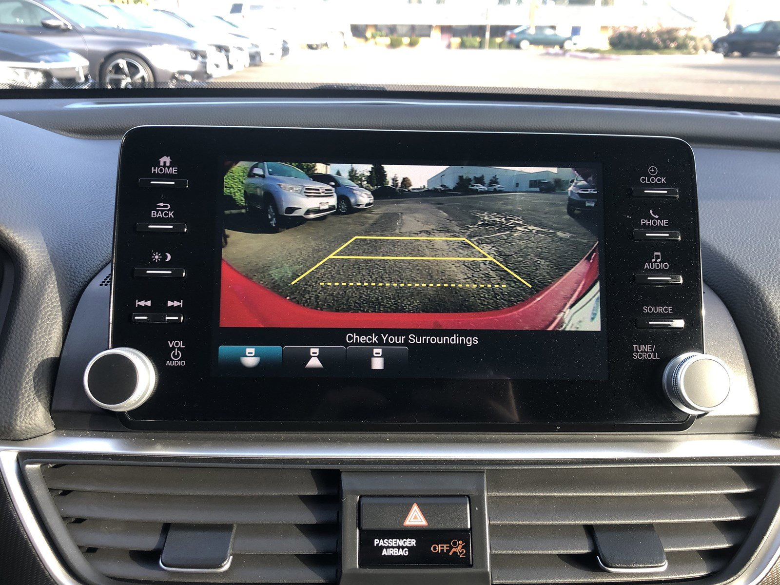 Certified Pre-Owned 2018 Honda Accord Sedan Sport 1.5T