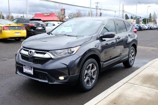New 2019 Honda CR-V EX-L