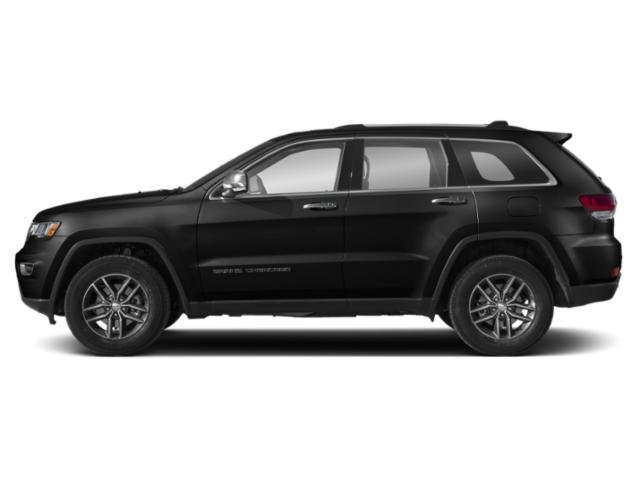 Black Jeep Grand Cherokee >> New 2020 Jeep Grand Cherokee Altitude With Navigation 4wd