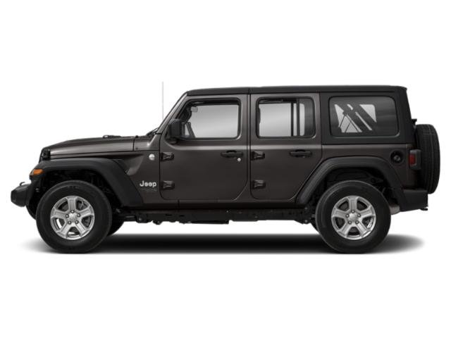 New 2020 Jeep Wrangler Unlimited Sahara Altitude