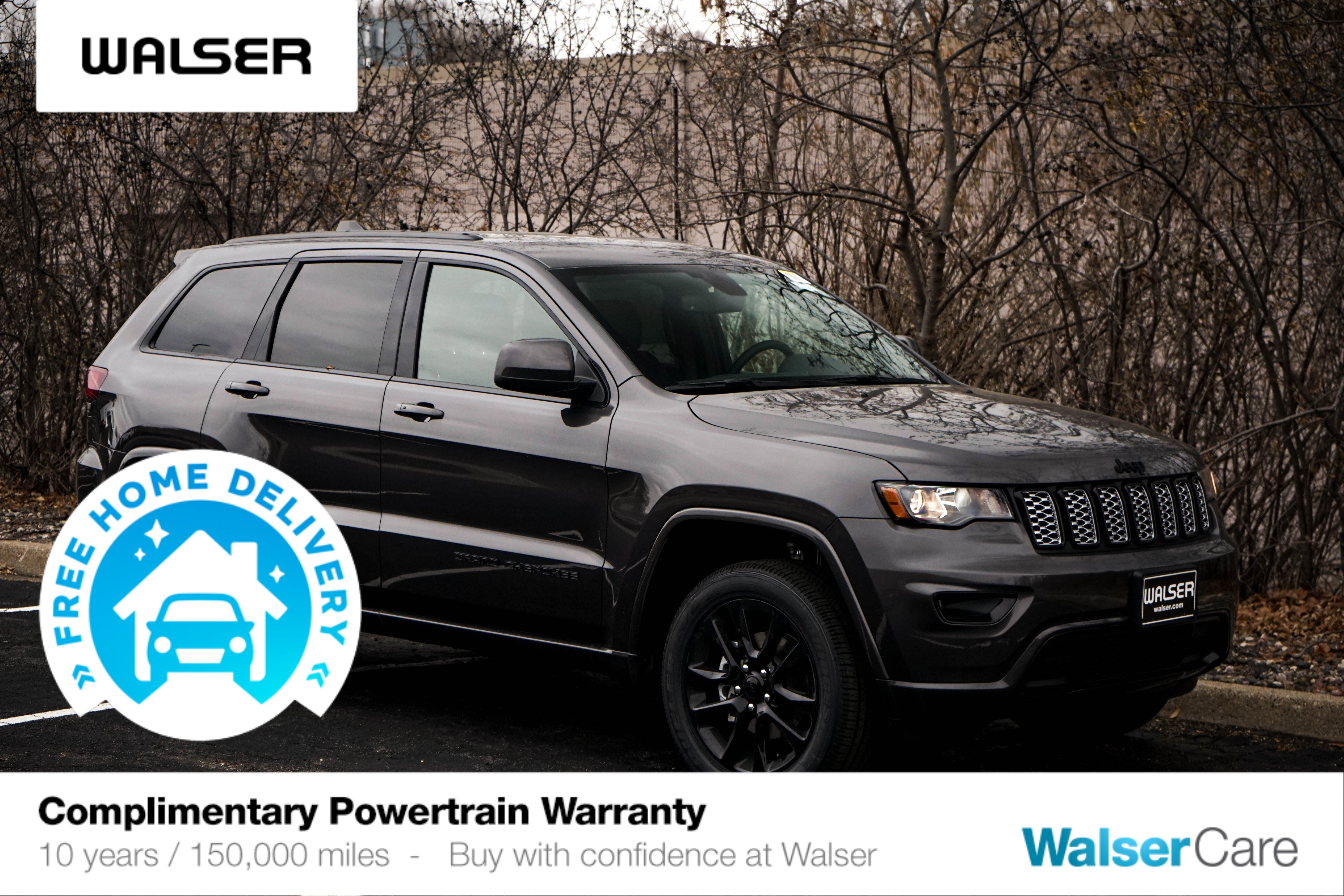 New 2020 Jeep Grand Cherokee JEEP GRAND CHEROKEE LAREDO 4X4