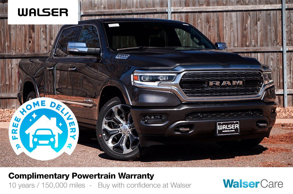 New 2021 RAM 1500 RAM 1500 LIMITED CREW CAB 4X4 (144.5 IN WB 5 FT 7 IN BOX)