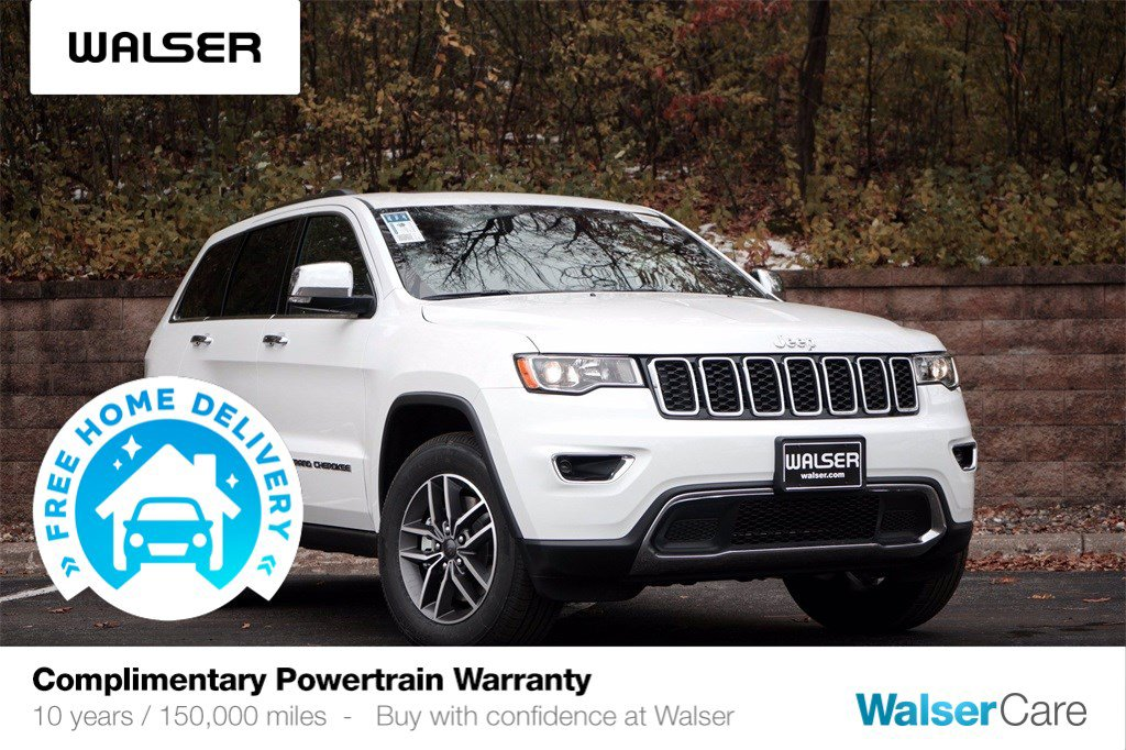 New 2021 Jeep Grand Cherokee Jeep Grand Cherokee Limited 4x4 Sport Utility In Hopkins 6am236n Walser Chrysler Jeep Dodge Ram