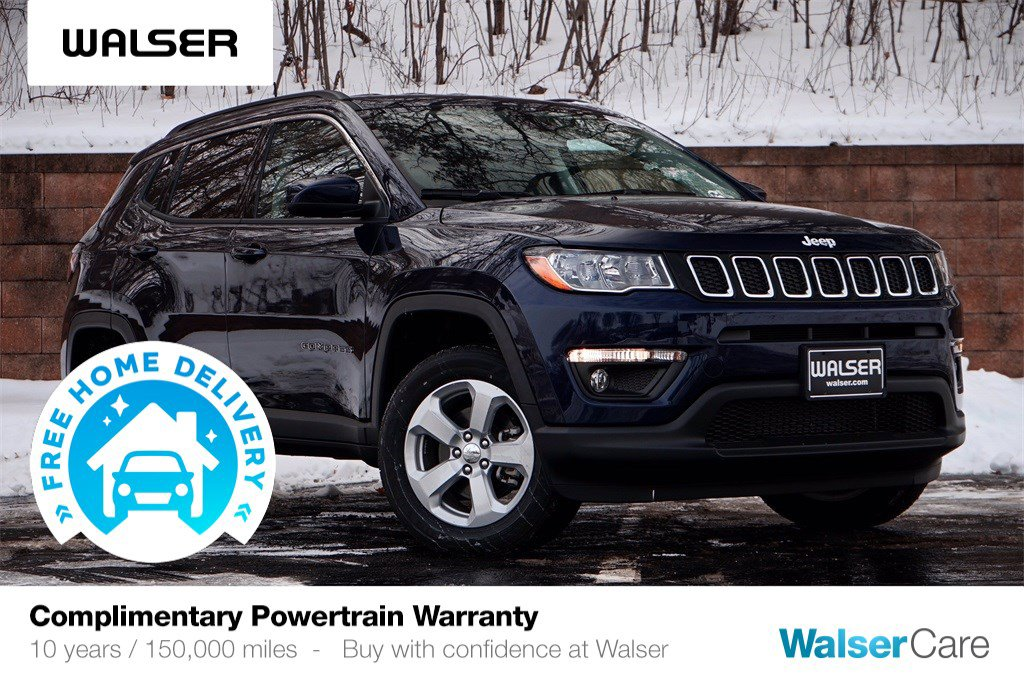 New 2021 JEEP Compass JEEP COMPASS LATITUDE 4X4