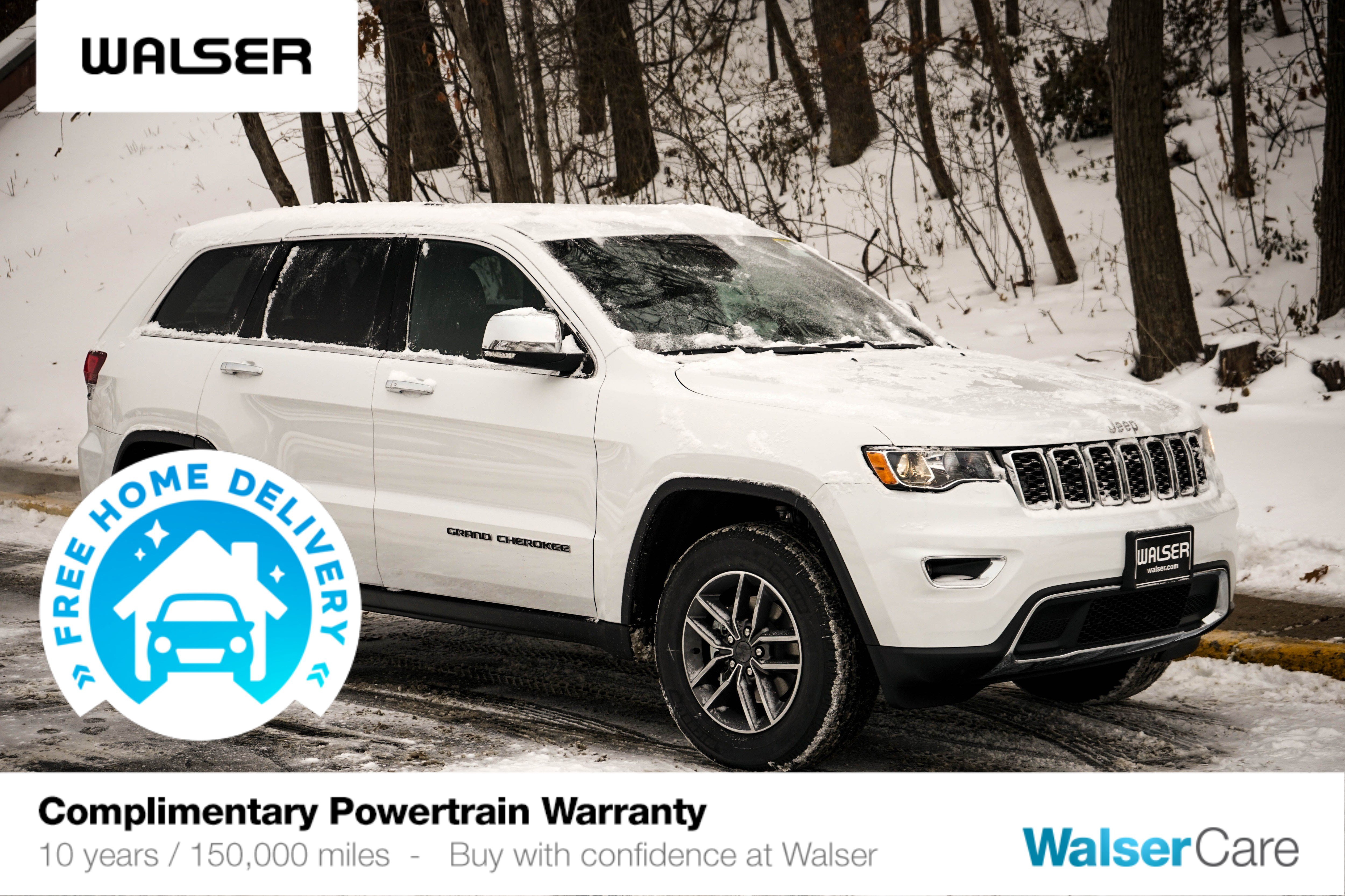 New 2020 Jeep Grand Cherokee JEEP GRAND CHEROKEE LIMITED 4X4 With Navigation & 4WD