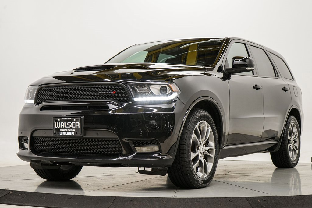 Pre Owned 2019 Dodge Durango R T Awd V8 Sport Utility In Burnsville 14bh030p Walser Automotive Group