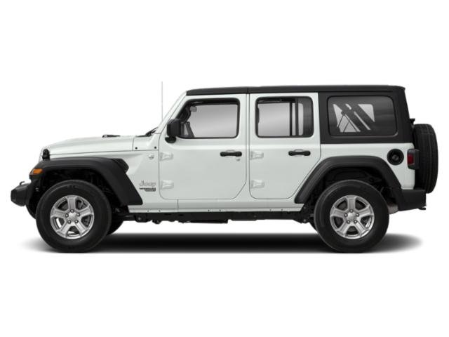 2019 Jeep Wrangler Unlimited  Rubicon 4x4 Lease Deals