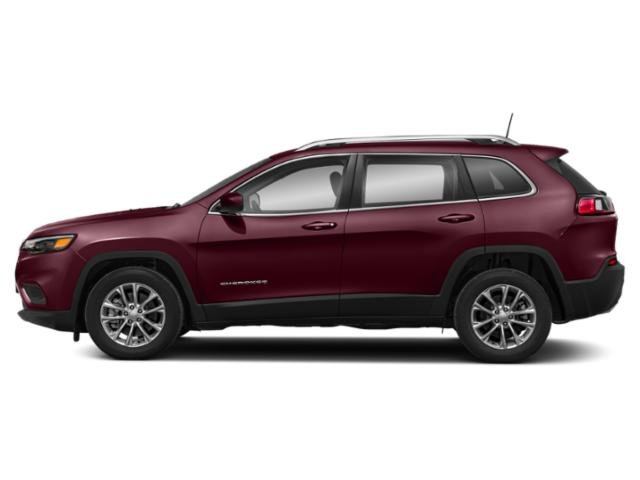 New 2020 Jeep Cherokee JEEP CHEROKEE LIMITED 4X4