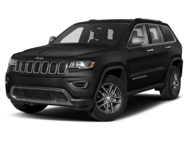 New 2020 Jeep Grand Cherokee JEEP GRAND CHEROKEE LAREDO 4X4