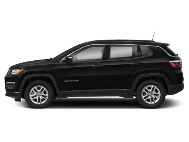 New 2020 Jeep Compass JEEP COMPASS LATITUDE 4X4 4WD