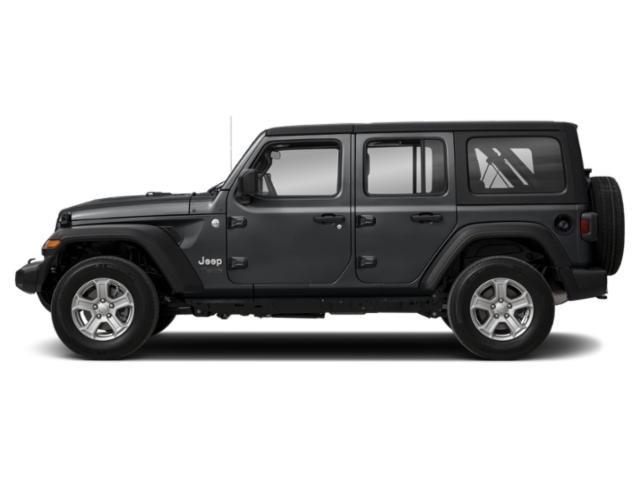 New 2020 Jeep Wrangler Unlimited JEEP WRANGLER UNLIMITED SAHARA