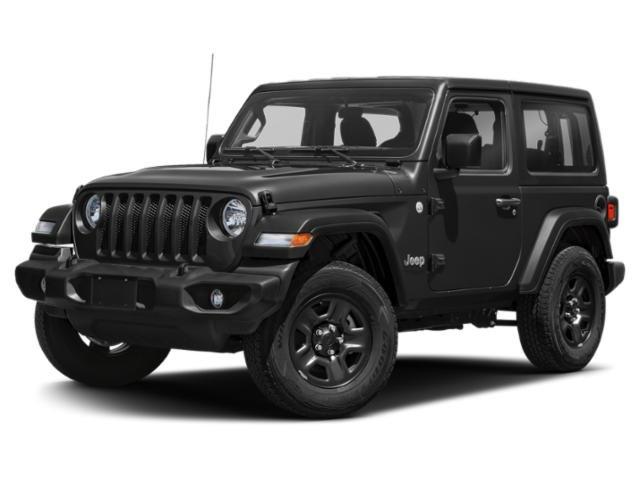 New 2021 Jeep Wrangler Sport S 4x4