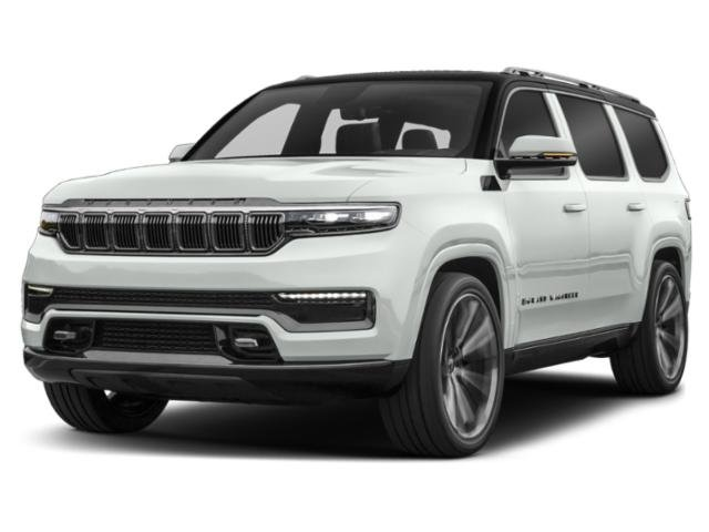 New 2022 Jeep Grand Wagoneer JEEP GRAND WAGONEER SERIES II 4X4