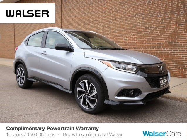 2019 Honda HR-V Sport AWD CVT Lease Deals