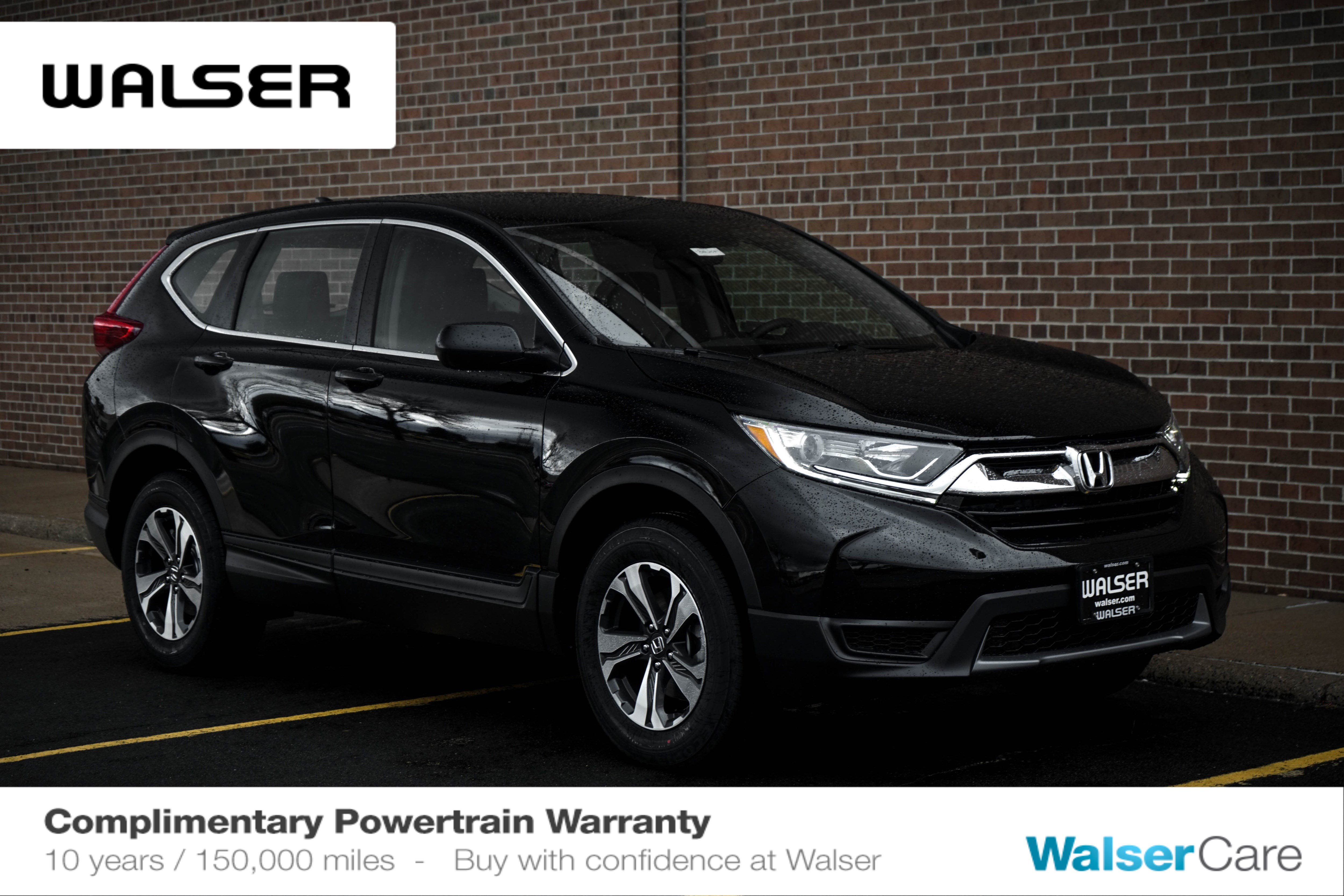 2019 Honda CR-V LX AWD Lease Deals
