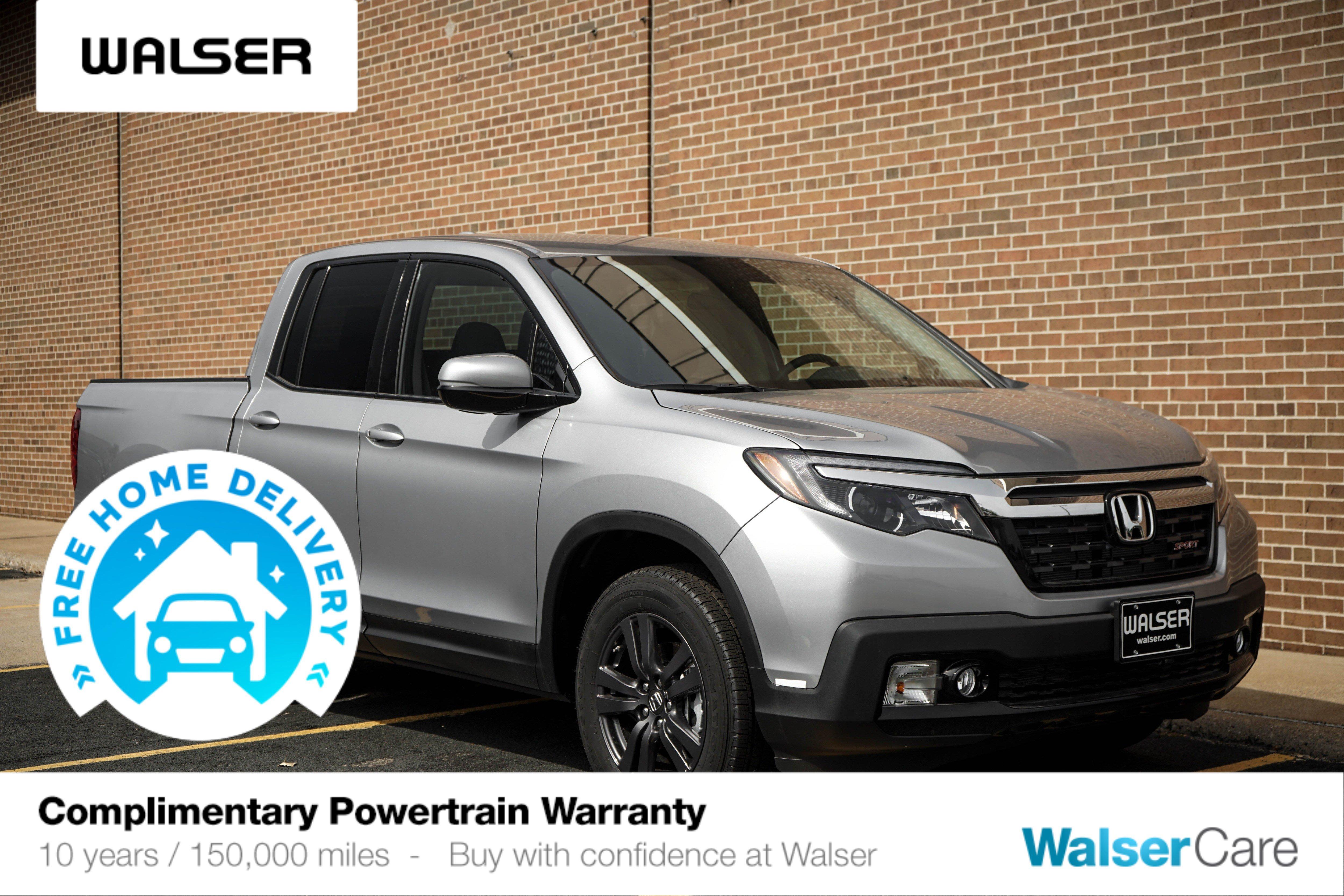 March 2020 Best 2019 Honda Ridgeline Lease Finance Deals Walser Honda