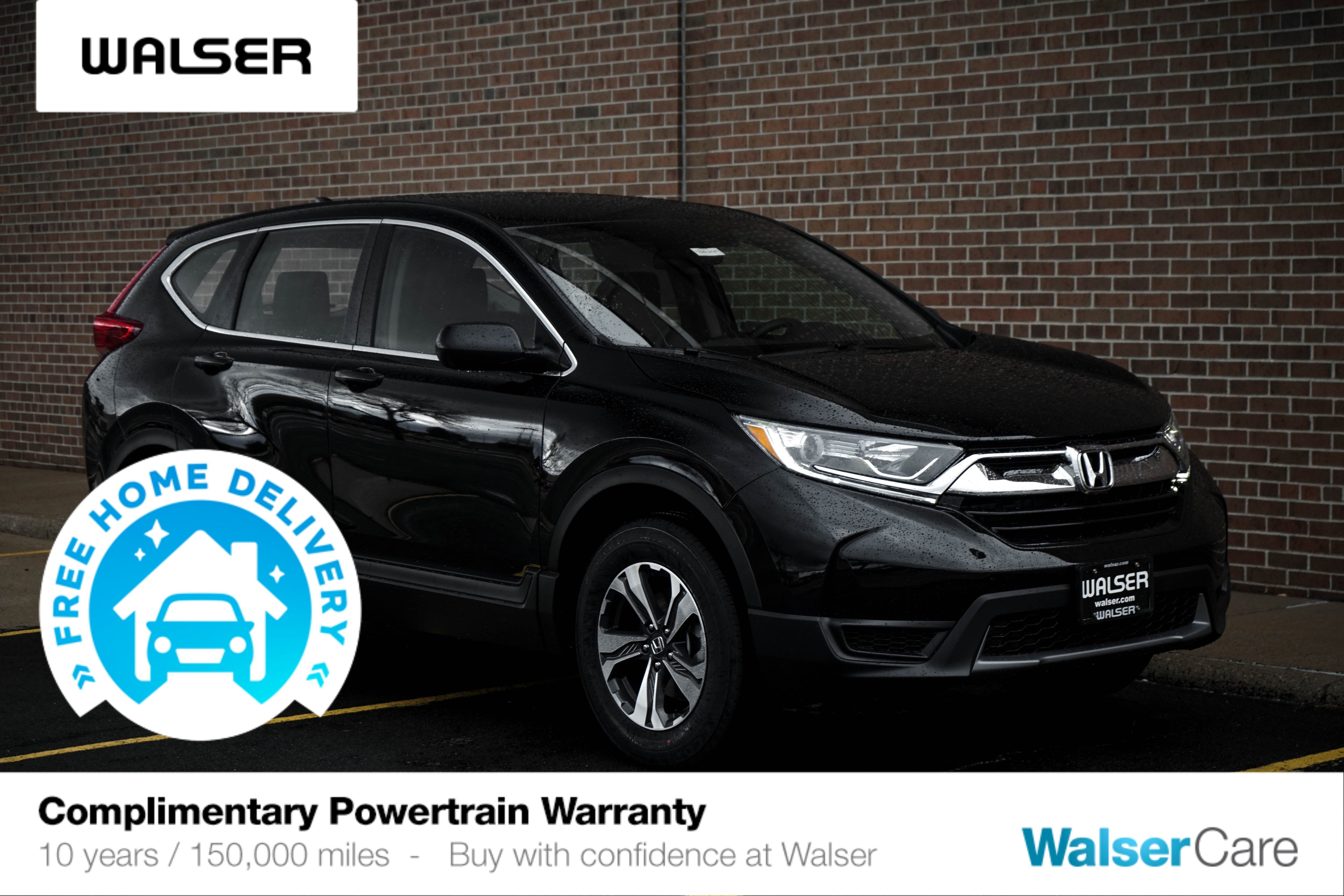 2019 Honda CR-V LX AWD Lease Deals