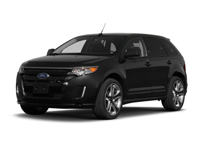 Pre-Owned 2013 Ford Edge SPORT VISION PANO