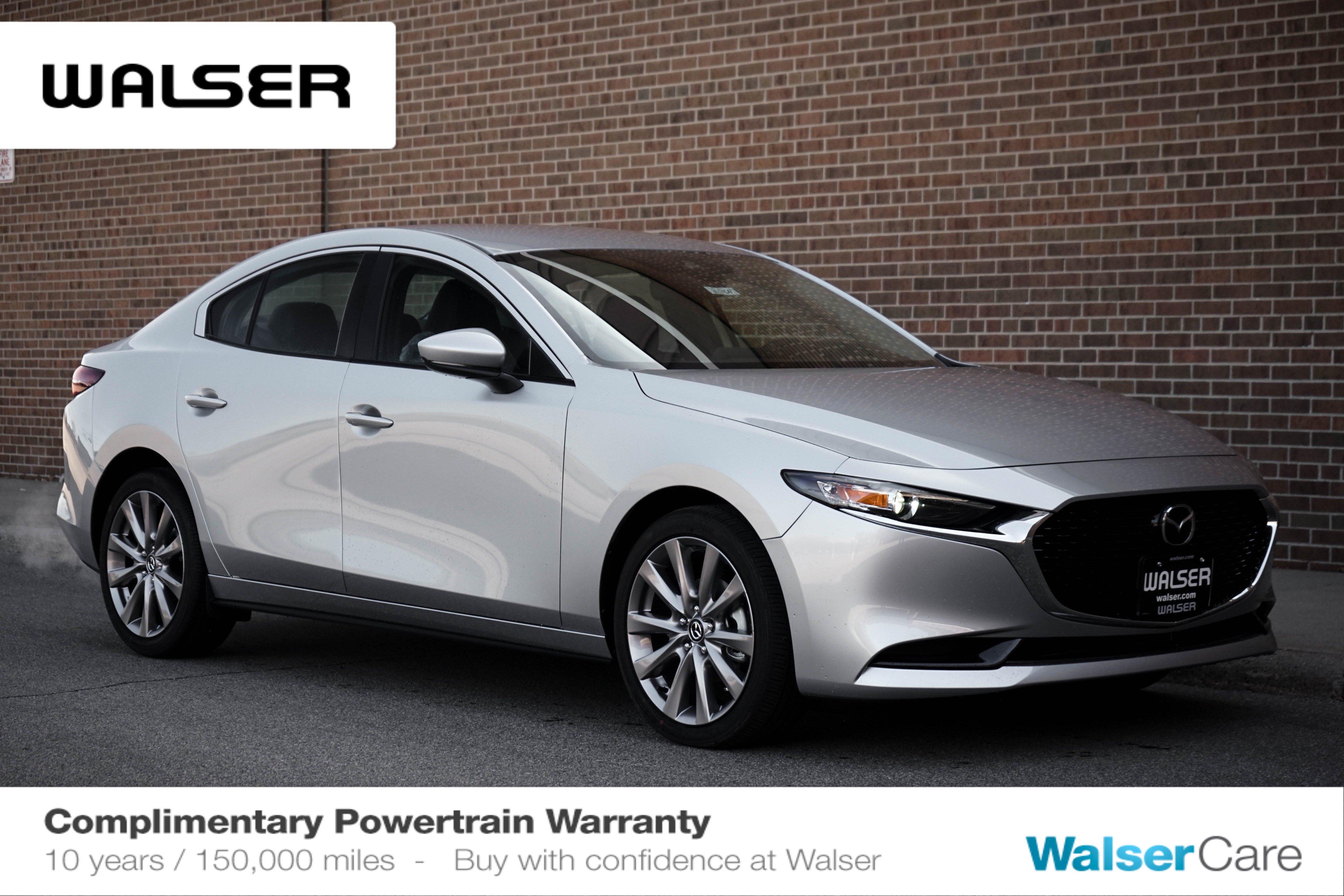 2020 Mazda Mazda3 FWD w/Preferred Pkg