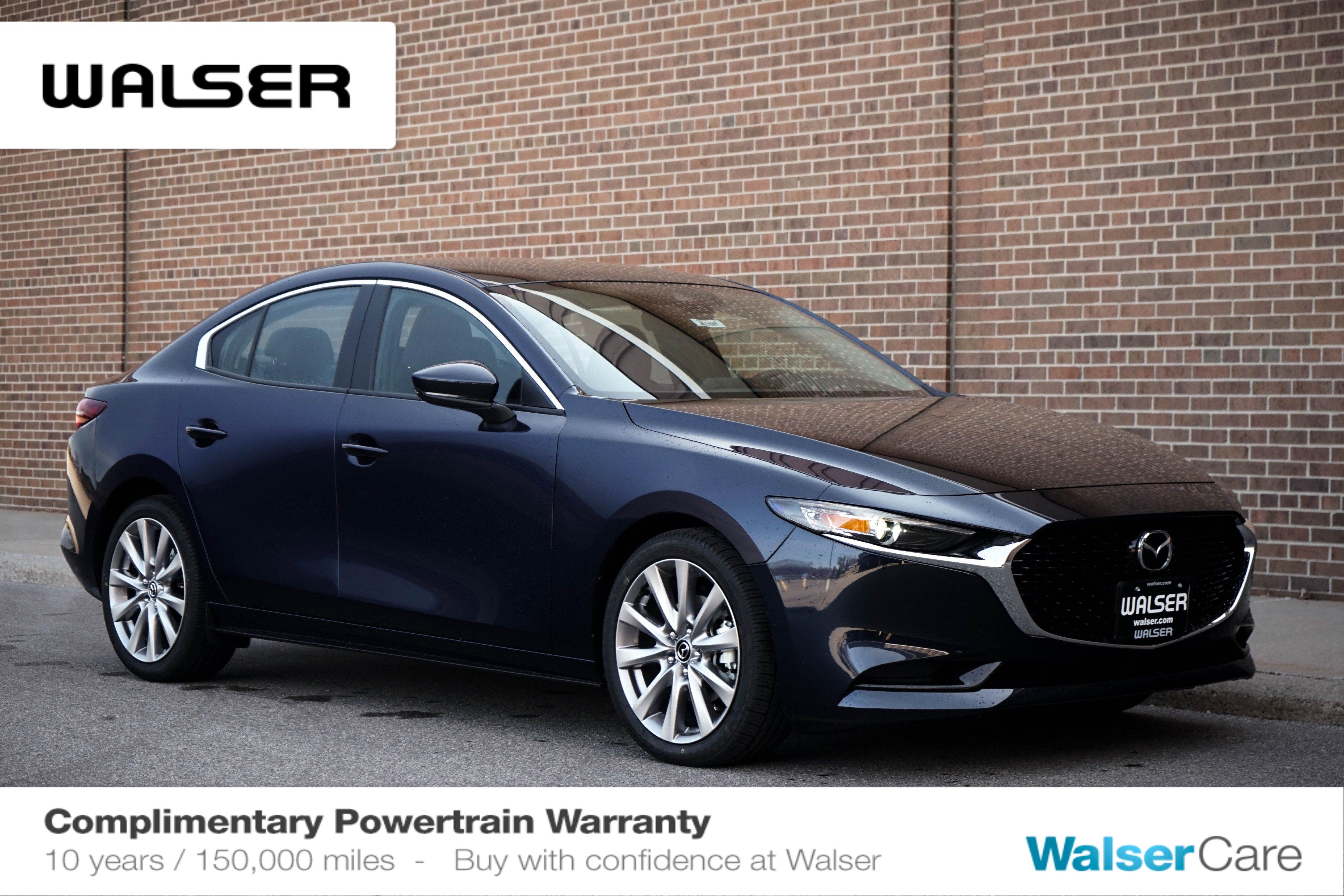 New 2020 Mazda3 Sedan SEDAN AWD PREFER