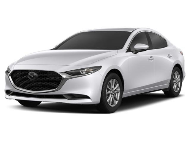 New 2021 Mazda3 Sedan 2.5 S FWD