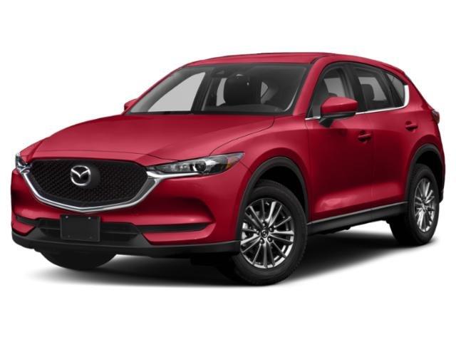 New 2020 Mazda CX-5 Sport FWD