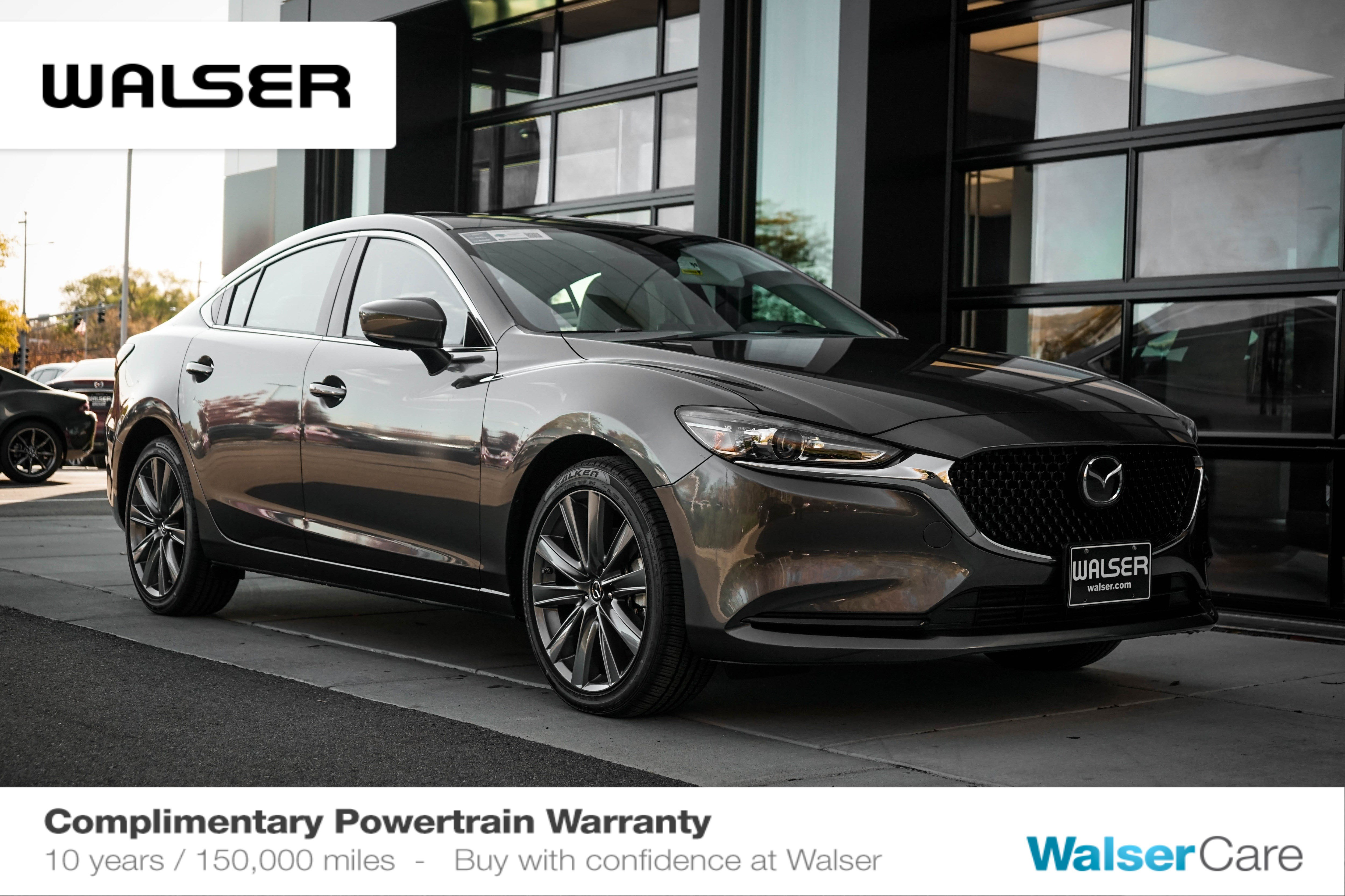 2019 Mazda Mazda6 Grand Touring Auto Lease Deals