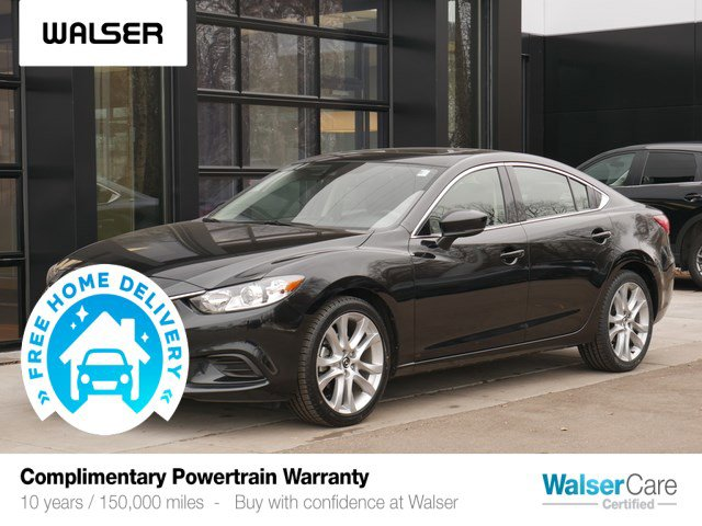 Pre-Owned 2017 Mazda6 TOURING MOON BOSE
