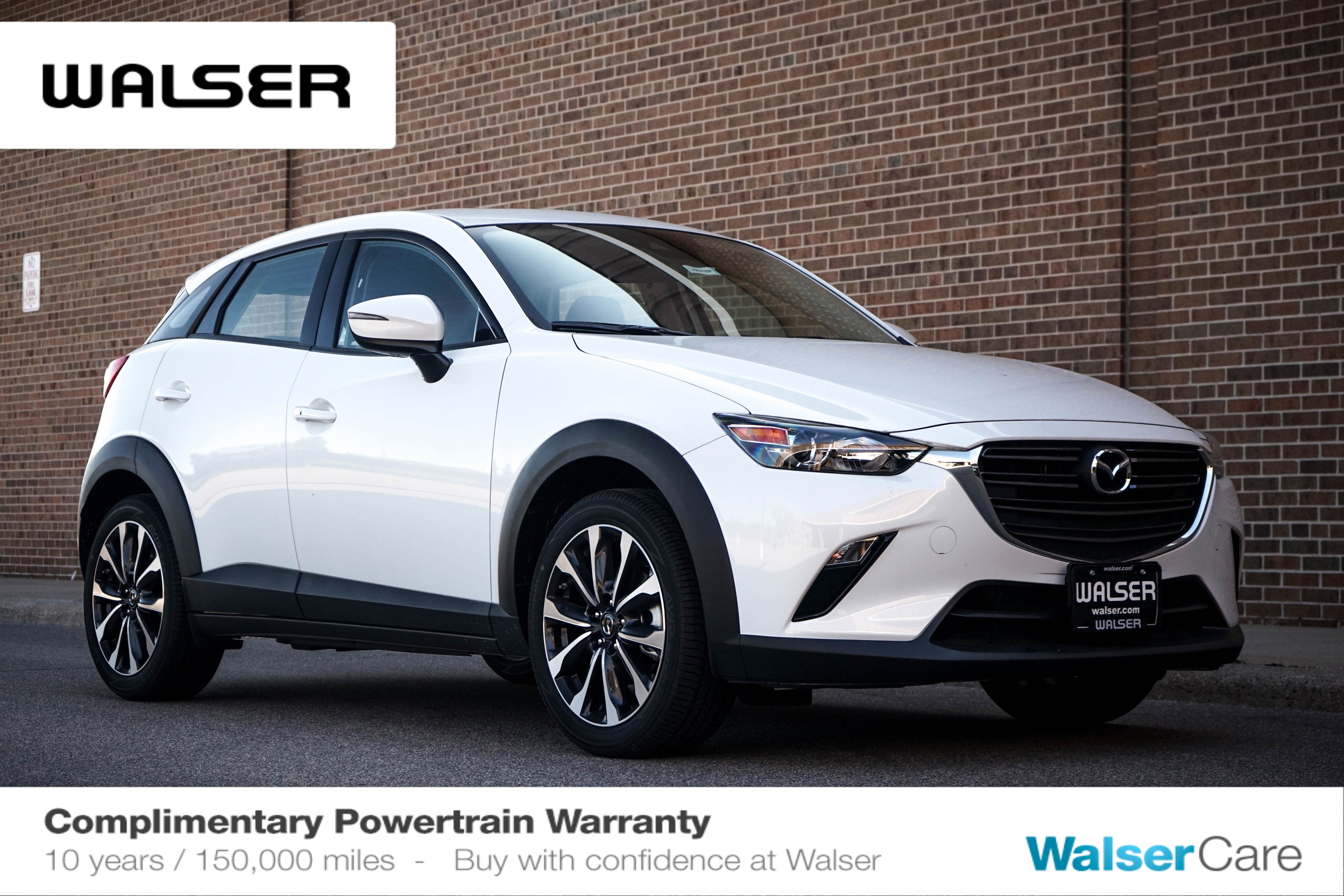 2019 Mazda CX-3 Touring AWD Lease Deals