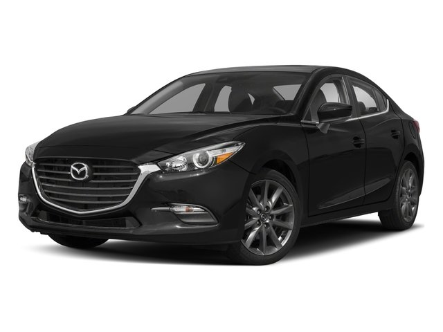 Certified Pre-Owned 2018 Mazda3 4-Door TOUR