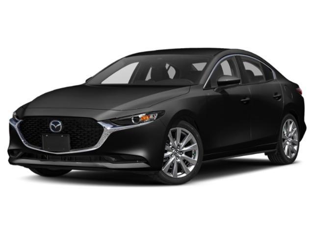 New 2020 Mazda Mazda3 FWD w/Select Pkg