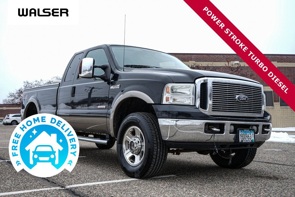 Pre-Owned 2006 Ford Super Duty F-350 SRW F-350 4WD DIESEL