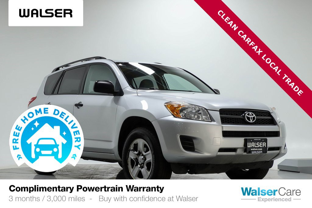 Pre-Owned 2011 Toyota RAV4 4WD