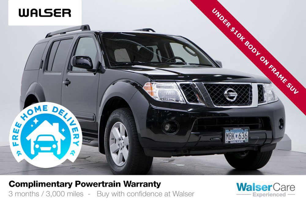 Pre-Owned 2010 Nissan Pathfinder SE 4X4