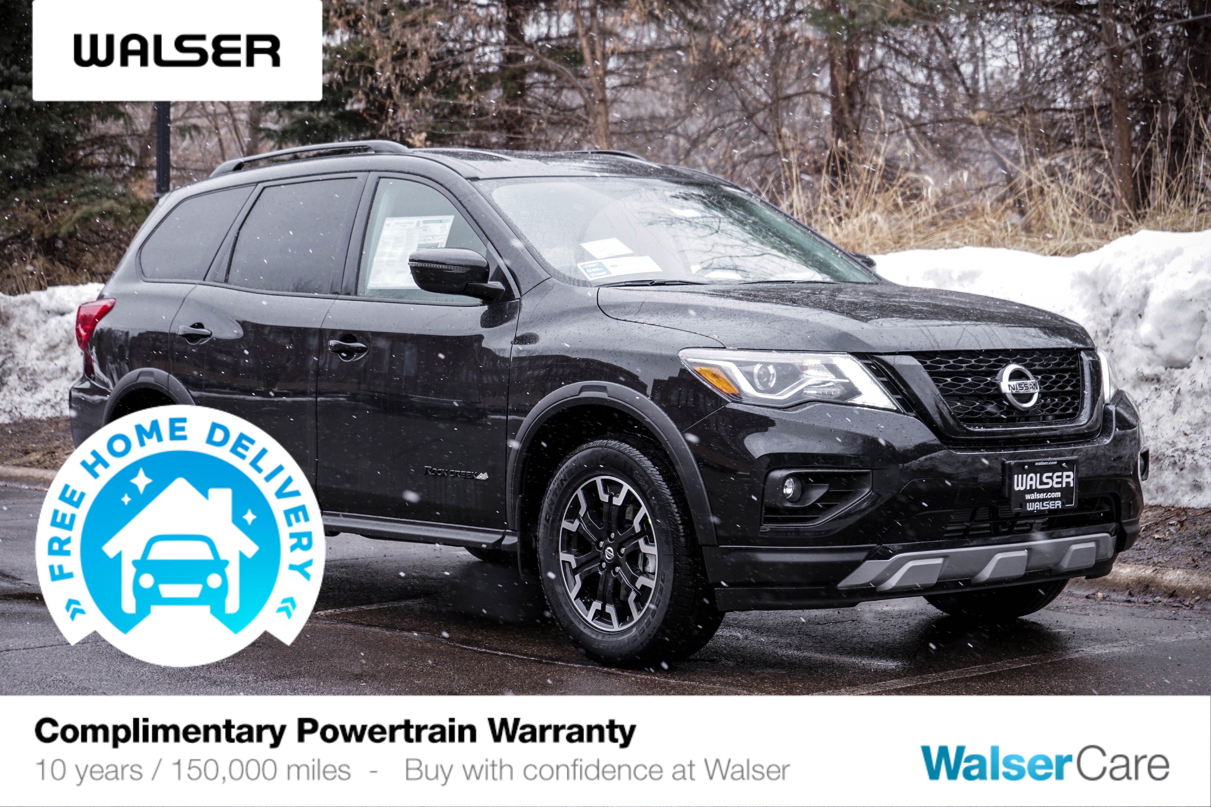 New 2020 Nissan Pathfinder SV 4WD TECHNOLOGY