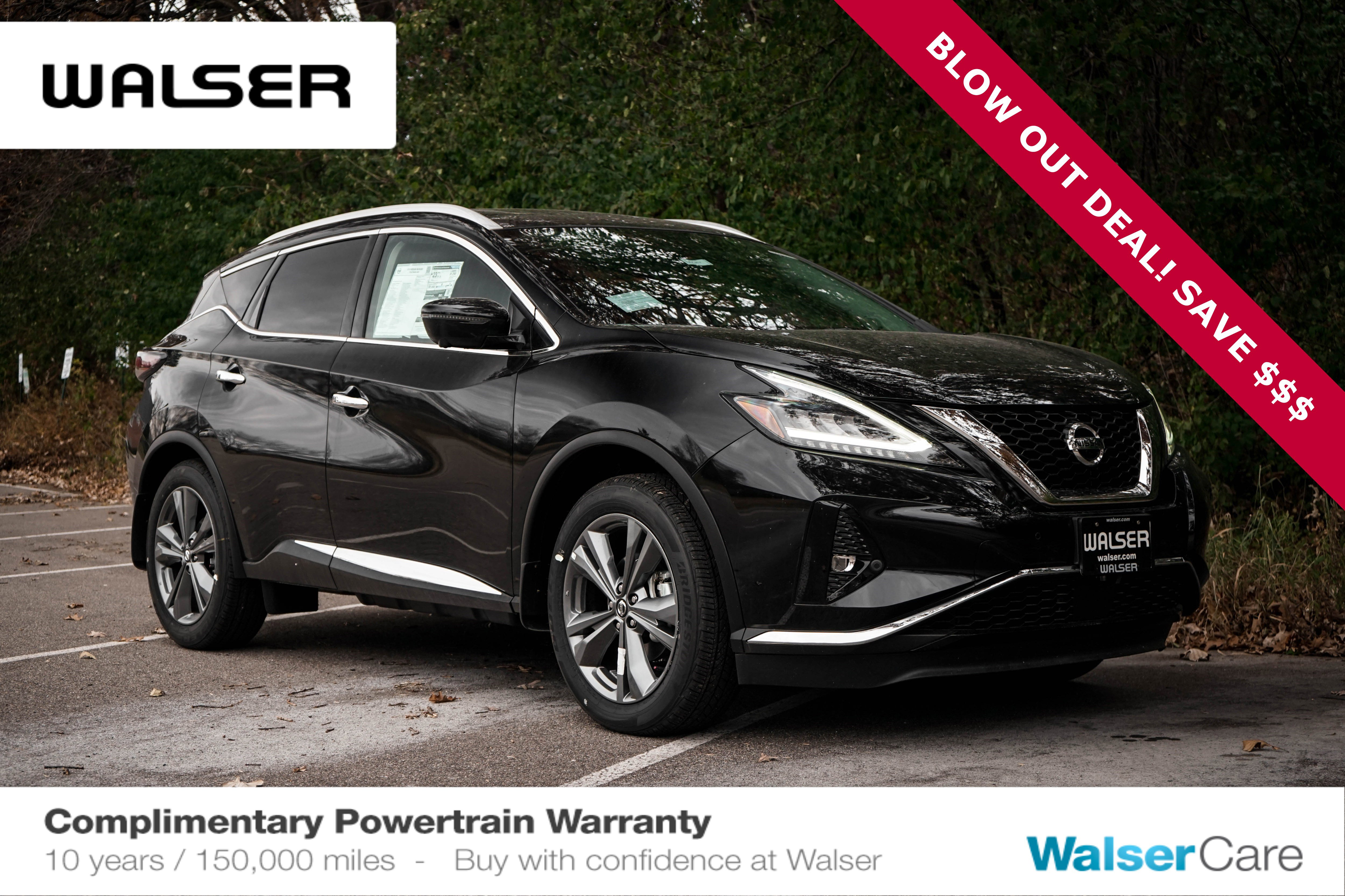 2019 Nissan Murano AWD Platinum Lease Deals