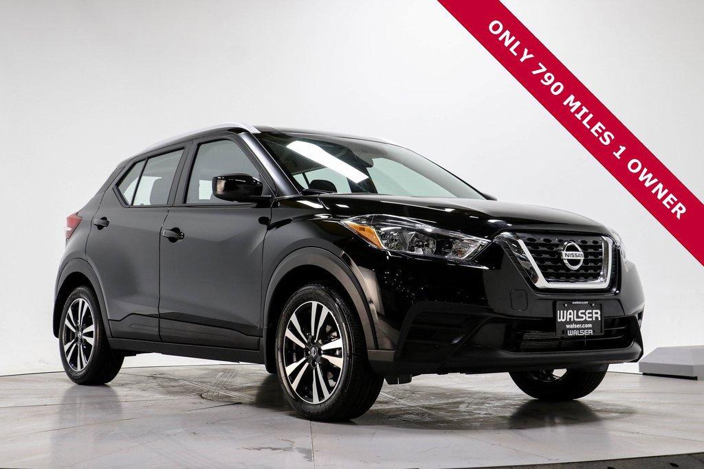 Certified Pre-Owned 2019 Nissan Kicks SV