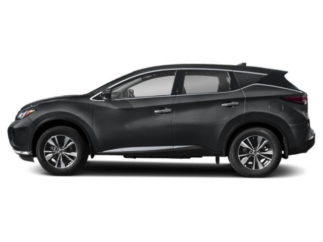 New 2019 Nissan Murano SV AWD