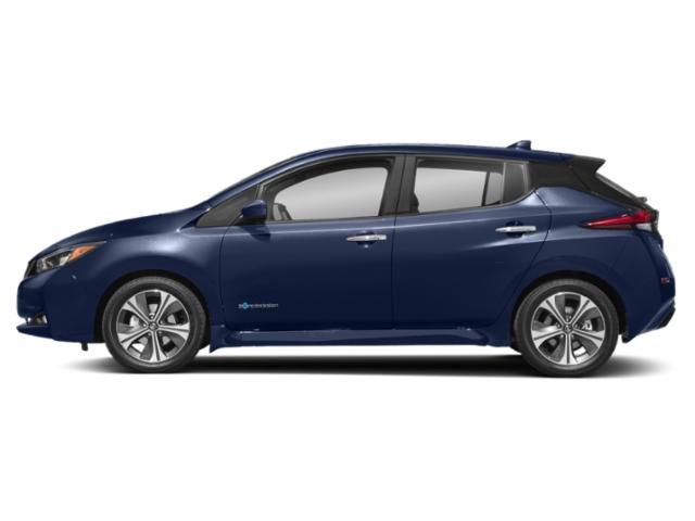New 2020 Nissan LEAF SV With Navigation
