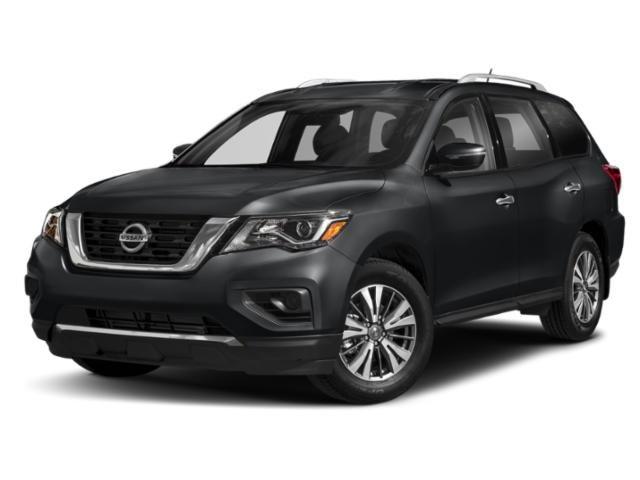 New 2020 Nissan Pathfinder 4x4 S